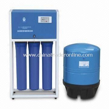 Commercial Drinking Water Purifier with Advanced RO Purification Technology, 6-stage Filtration from China