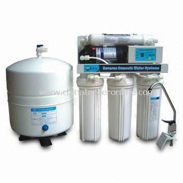 Household Drinking Water Purifier with 5-stage Filtration, Advanced RO Purification Technology