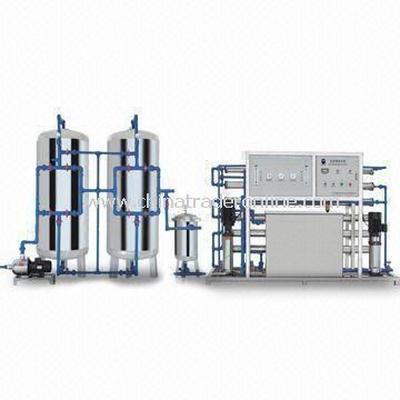 Pure Water Equipment RO System with 5-stage Filtration and Reverse Washing