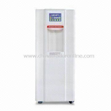 Reverse Osmosis System, Water Dispenser with 5 Stages Filtration, 6.5-inch LCD Touch Screen