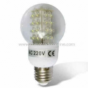 E27 LED Bulb with 3W Power, Suitable for Emporium, Shop, Hotel, Guest and Living Room