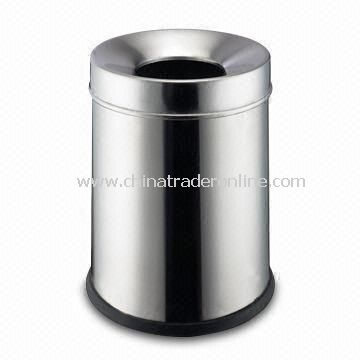 High-quality Guest Room Amenities Trash Can, Measuring 270 x 200 x 270mm and Easy to Clean and Care from China