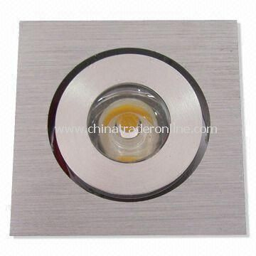 LED Downlight with 100 to 240V AC Input Voltage, Suitable for Hotel and Guest Room
