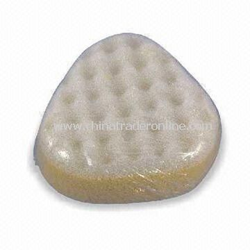 Very Absorbent Bath Sponge, Customized Sizes are Accepted, Perfect for Deep Cleaning from China