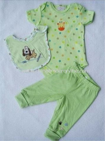 Baby layette High-quality infant and childrens wear Baby Bee Cotton Embroidery