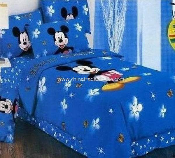 children bedding cotton cartoon bedding wholesale from China