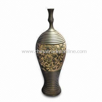 Decorative Flower Pot with Vivid Design, Ideal as Gift and Collection