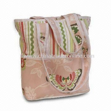 Diaper Bag, Made of Nylon, Various Colors and Patterns are Welcome