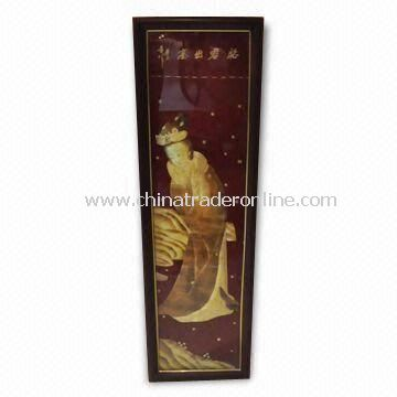 Framed Art for Collection/Decorations, with Elegant/Special Styles, Comes in Xian Bell Tower Design from China