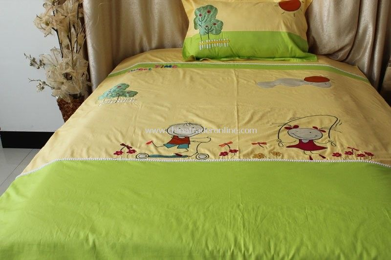 New Arrival Fashion home Childrens bedding from China