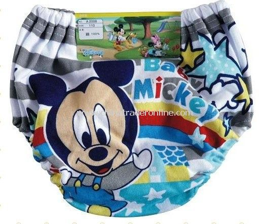 100pieces/lot,baby underwear, it is suit to boy and girl, multicolor,