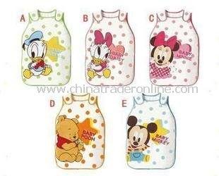baby romper/waistcoat/vest,bear romper baby cartoon waistcoat,summer wear,baby wear,infant waistcoat/vest
