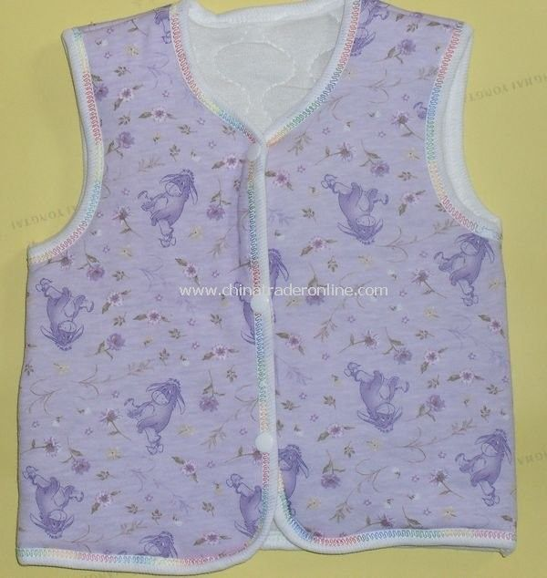 Baby vests Boy&Girls vests toddlers coats ,baby waistcoat