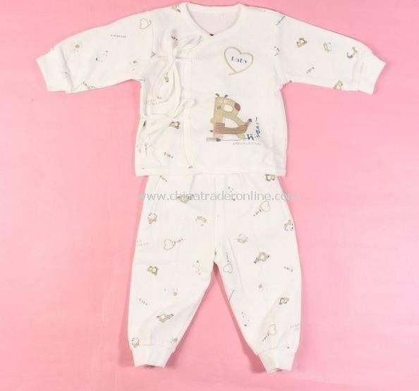 wholesale 100% cotton baby underwear/ baby wear