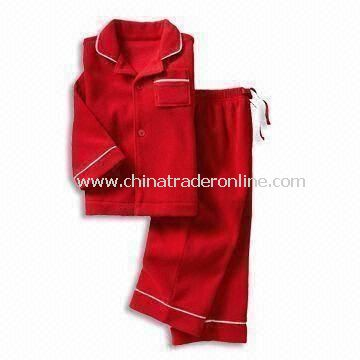 Baby Sleepwear, Made of 100% Cotton Jersey, Comes in Various Colors
