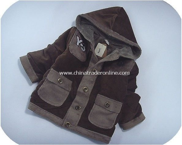 Boys sweatshirt, baby boys hoody coat, boy hoody jacket--2~6years
