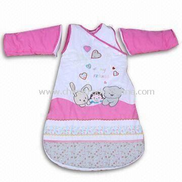 Sleeping Bag, Made of Velvet, Various Sizes are Available, Suitable for Babies