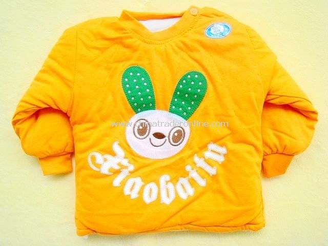 Wholesale Childrens clothes Boy & Girl coat ,baby/Infant & Toddlers/Hoodies / Sweatshirt from China