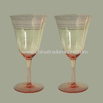 4.5-inch Cocktail Glasses, Used for Champagne Flutes, Available in Different Colors from China