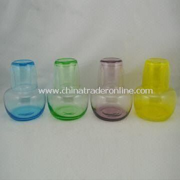 Glass Carafe, Can be in Different Color, Various Sizes are Available