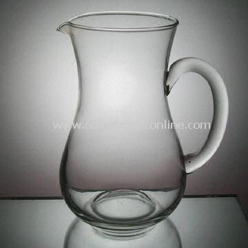 Lemon or Water Decanter/Carafe with 1,200mL Capacity and 194mm Height