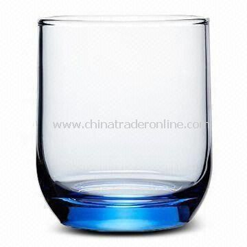 Tumbler for Rocks, with 225mL Capacity, Made of Glass