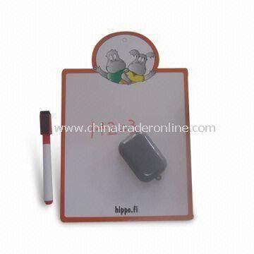 Memo Message Board with Magnet, Ideal for Promotions or Premiums