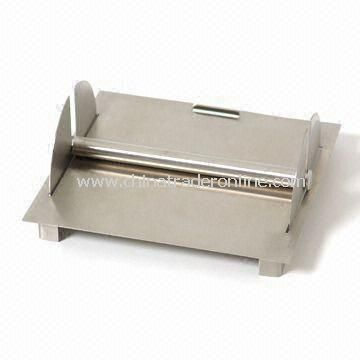 Multi-functional Paper Towel Holder, Made of 100% Recyclable Stainless Steel
