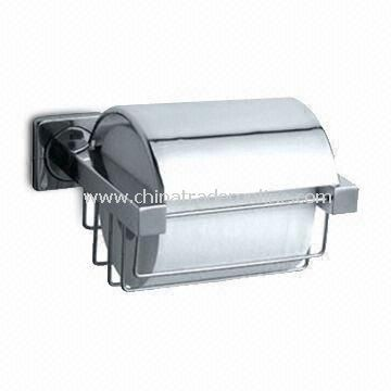 Paper Holder, Made of Stainless Steel from China