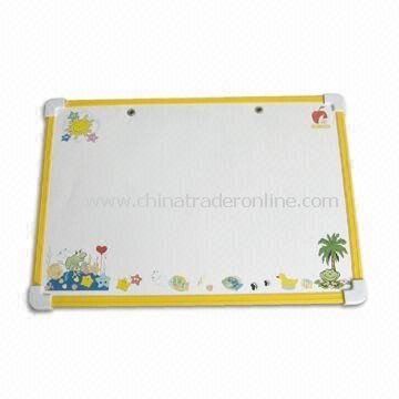 Tin Notice Board with Magnet, OEM Orders are Welcome
