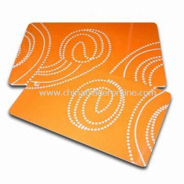 Bread Cutting/Chopping Board, Made of Melamine, Customized Designs and Logos are Welcome