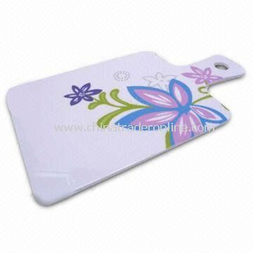 Breakfast Cutting Board, Made of Melamine, Customized Designs or Logos are Welcome