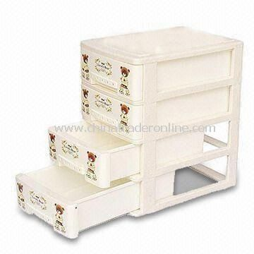 Closet Drawer Organizer, Made of PP, Very Durable, Customized Label and Logo Available