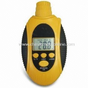 Infrared Thermometer, Laser Point, GE Sensor, Large LCD Screen, Fahrenheit or Celsius