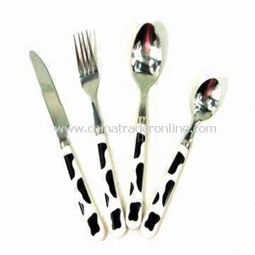 Tableware Set for Parties, Various Shapes and Styles Available, Customized Logos Accepted