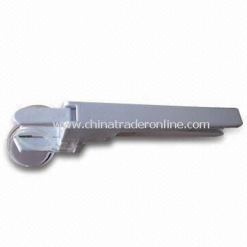 Egg Tool, Made of ABS, Available in White