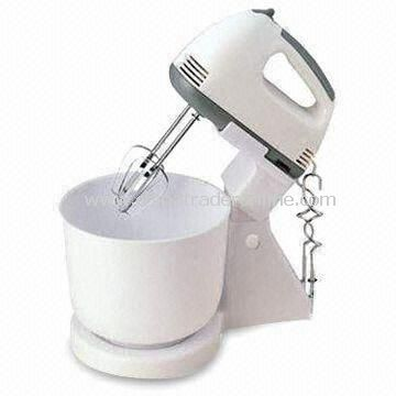 Whisk/Hand Mixer with 3 Speeds, Turbo and 55W Motor