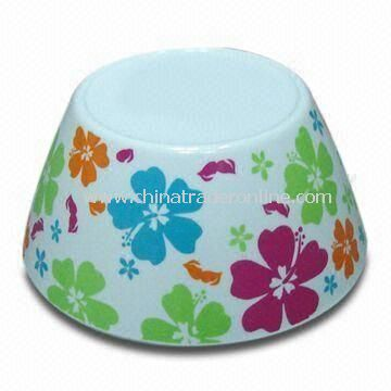 Melamine Salad Bowl, Customized Designs, Sizes, and Shapes are Accepted