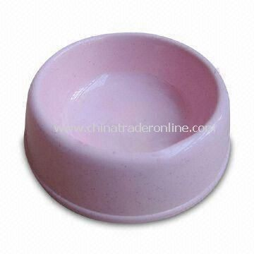 Pet Bowl for Dogs, and Cats, Customized Logos Welcomed from China