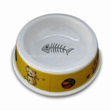 Pet Bowl for Dogs and Cats, Customized Logos Welcomed