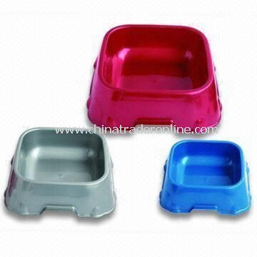 Square Bowl Series, Made of Plastic, Fashionable Style, Available in Various Sizes