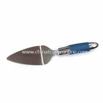 Cake Spatula, Made of Stainless Steel Material, Sized 26 x 5.6 x 2.1cm