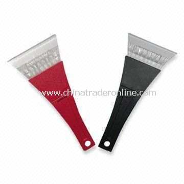 Ice Scraper, Available in Various Colors, Measures 11 x 23cm