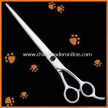 Professional Stainless Steel Pet Grooming Scissor/Tool/Shear with Two-piece Welding Technology