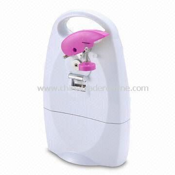 Can Opener with Detachable Blade for Easy Cleaning