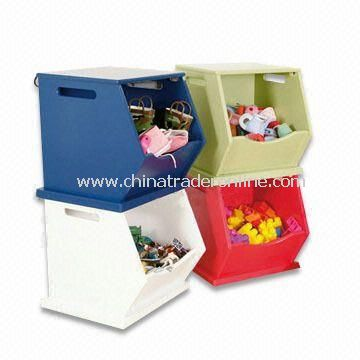 Household Storage Container, Made of Solid Wood or MDF, Various Wooden Case and Box are Available