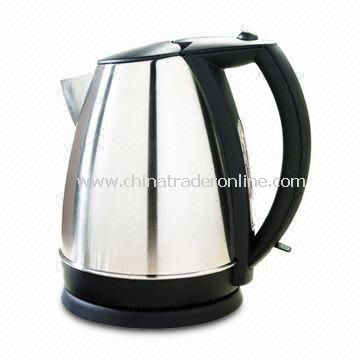 Cordless Stainless Steel Jug Kettle