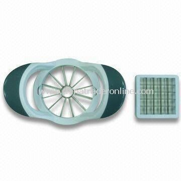 Food Cutter, Easily Cuts Apple into Uniform Slices, Can be Used as Promotional Slicer from China