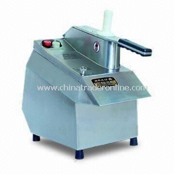 Multiple Function Melon and Fruit Cutter, Made of Stainless Steel Material, with 50Hz Frequency