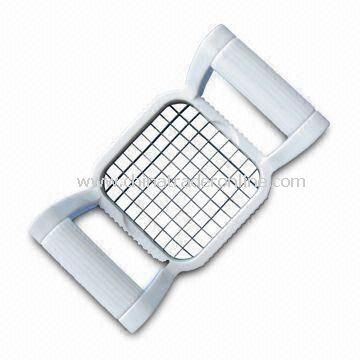 Vegetable Slicer/Cutter with ABS Handle, Measures 17.5 x 10.5 x 5.5cm, Available in Pantone Color